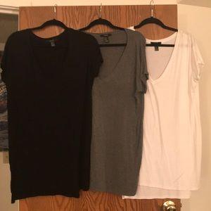 BUNDLE T shirt tunic dresses